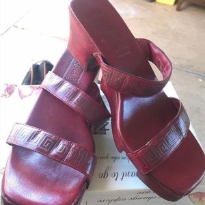 Cole Haan - Red Mules/Clogs for Women
